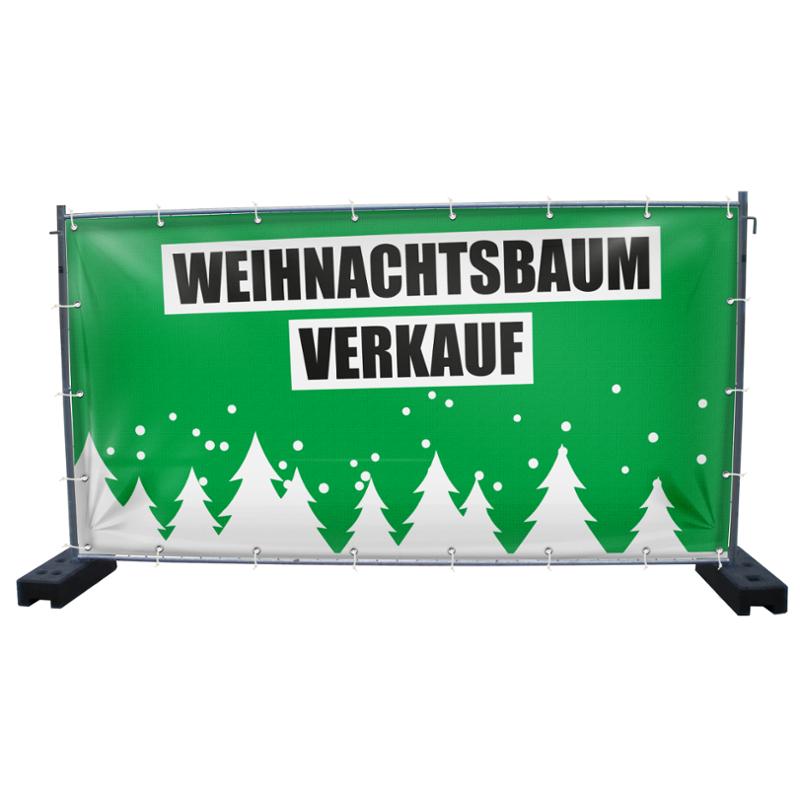 festivalbanner24.com 340 x 173 cm | Weihnachtsbaumverkauf B1 ...